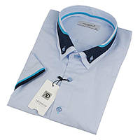 Рубашка мужская Negredo 0370 B slim в разных цветах