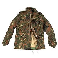 Куртка М65 Mil-Tec flecktarn