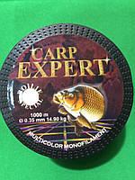 Леска монофильная Carp Expert Boil Special Multicolor 0,35mm 1000m