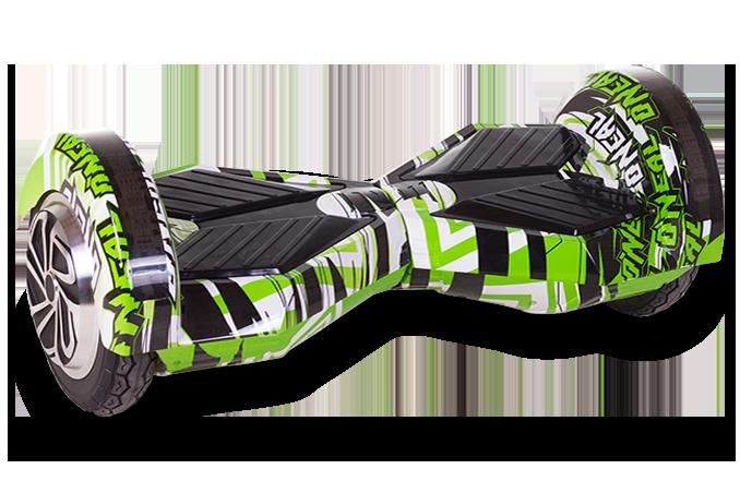 Гироскутер Smart Balance lambo U6 - 8 Зеленый