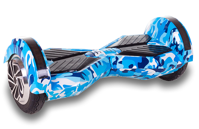Гироскутер Smart Balance lambo U6 - 8 Blue-Como