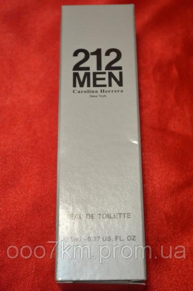 212 Men Carolina Herrera  8 ml