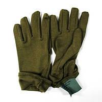 Перчатки контрактные чешской армии олива