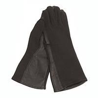 Перчатки летные Mil-Tec Nomex чёрные