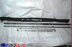 Фидер/Пикер EOS Storm Feeder IM6 60/80/120гр 3.3m