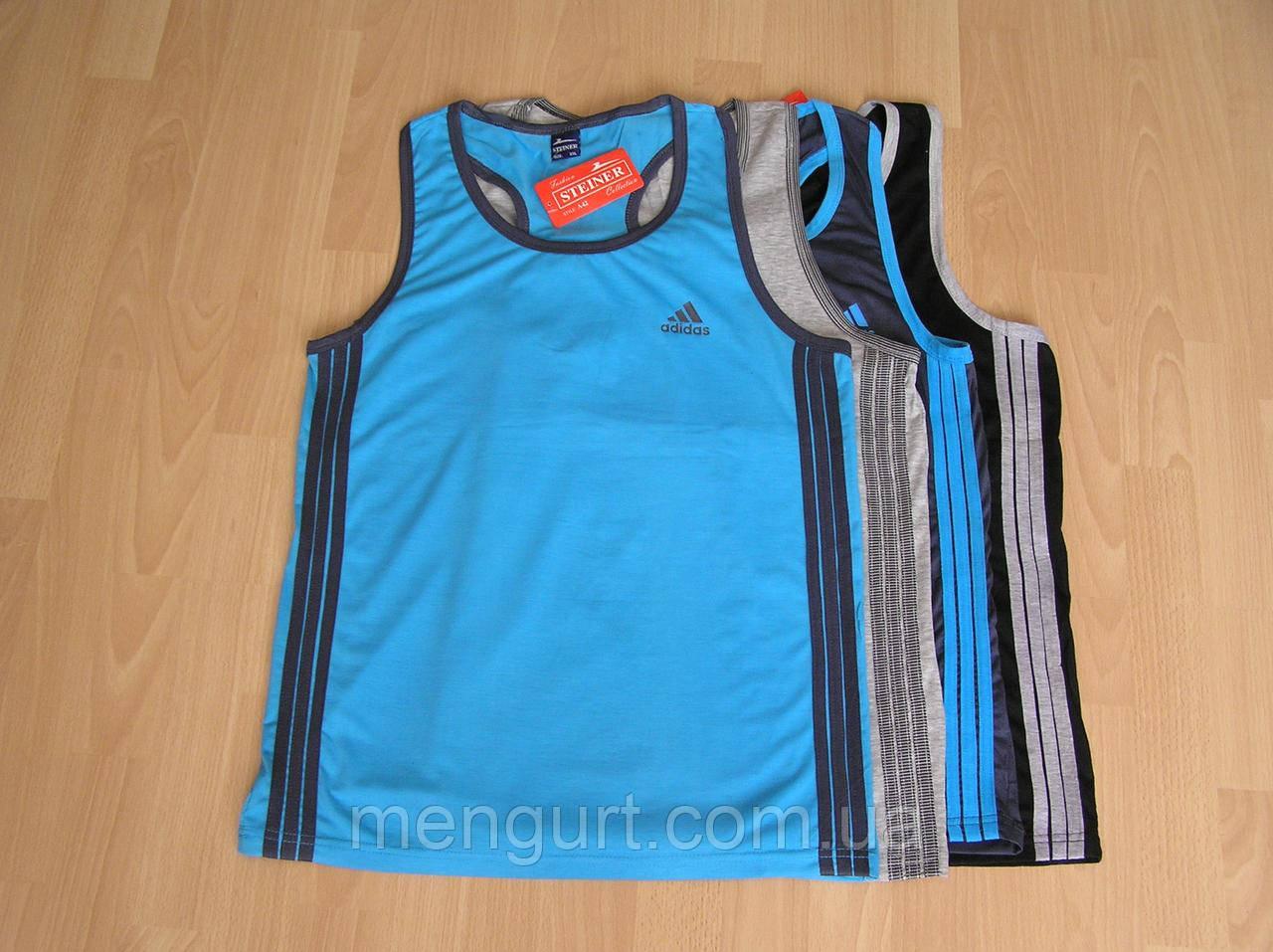 Борцовка(безрукавка,майка) мужская спортивная adidas адидас
