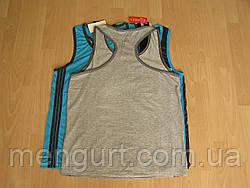 Борцовка(безрукавка,майка) мужская спортивная adidas адидас , фото 3