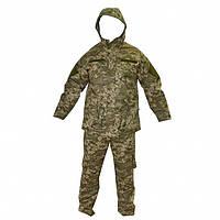 Демисезонный непромокаемый костюм ММ-14 (новый камуфляж украинской армии)