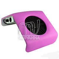 Настольная вытяжка (пылесос) Nail Dust Collector на 20 Вт (roze)