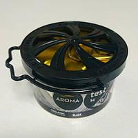 Ароматизатор Aroma Car Organic 40g - Black, фото 1
