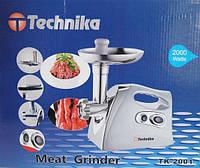 Электрическая мясорубка Technika TK-2001 1800W
