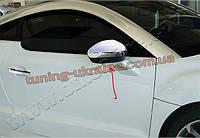 Накладки на зеркала Omsa на Peugeot RCZ 2010