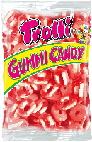 Желейные конфеты Trolli Зубы-Челюсти Германия 1000 кг