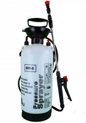 Обприскувач пневматичний Forte ВП-5 (5 л), фото 2
