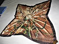 Платок Gucci тонкий шёлк 100%  можно приобрести на выставках в доме одежды Киев