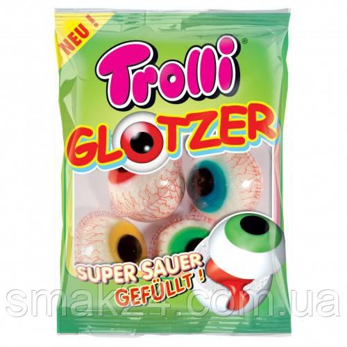 Желейные конфеты Trolli Глаза Германия 75 г