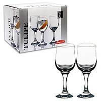 Набір келихів для вина Pasabahce Tulipe 310мл 6шт.