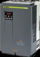 Частотный преобразователь HYUNDAI 700E-055HF/075HFP 3ф с двойной мощностью