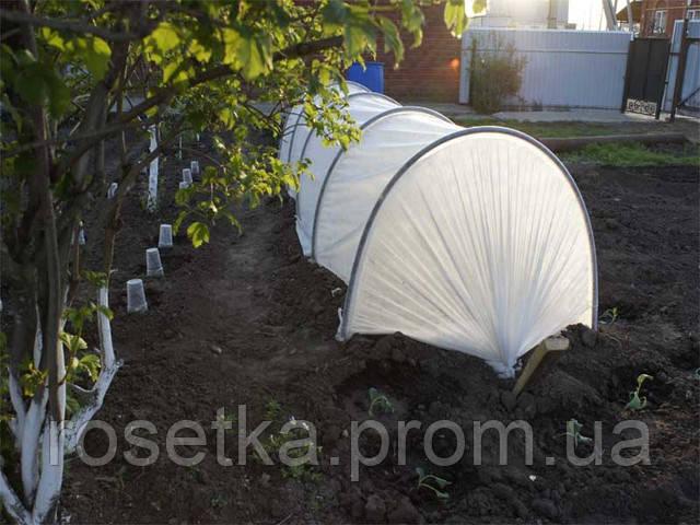 Готовий парник «Урожай» 4 метри