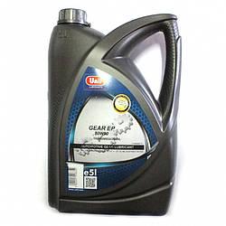Трансмісійне масло Unil Gear EP 80W90 GL4 1 л