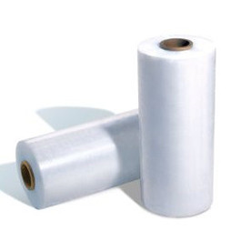 Плёнка полиэтиленовая термоусадочная 450 мм х 50 мкм