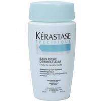 Специфик Бен Риш Дермо-Кальм, шампунь-ванна для чувствительной кожи головы и сухих волос, 250 мл