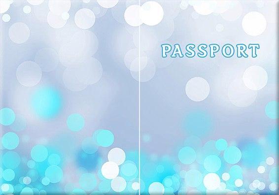 Обложка обкладинка на паспорт darth vader звездные войны України Украина Pasport