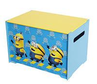 Ящик-комод для игрушек Миньоны Worlds Apart