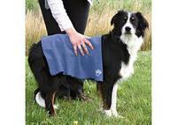 TRIXIE Полотенце для животных, синий, 50х60см