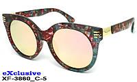 Очки от солнца женские EXCLUSIVE XF-3860 C-5