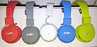 NIA Беспроводные Bluetooth наушники +МП3 Плеер + Радио