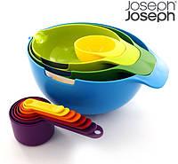 Кухонный набор мисок Joseph Joseph Nest Brilliant Baker 98195