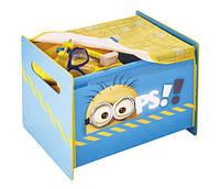 Комод-ящик для игрушек Миньоны Worlds Apart