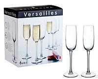 Набор бокалов для шампанского  Luminarc Versailles 160мл 6шт