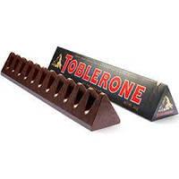 Шоколад чорний з нугою, медом та мигдалем Toblerone, 100 г