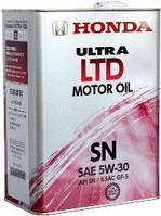 5W-30 SN for Honda