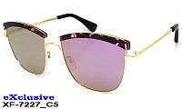 Очки от солнца женские EXCLUSIVE XF-7227 C5