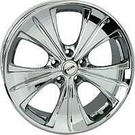 Литые диски Rial Ancona 7.5x17/5x100 D63.4 ET35 (Chrome)