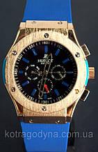 Наручные часы Hublot Classik Fusion Blue