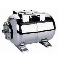 Гидроаккумулятор (бак для воды) нержавеющая сталь Euroaqua H024L SS объемом 24 литра