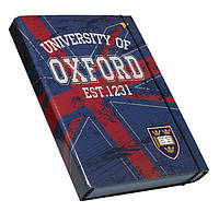 """Папка для тетрадей картонная В5 """"Oxford"""" 1 Вересня"""