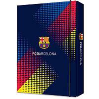 Папка для тетрадей, FC Barcelona, B5