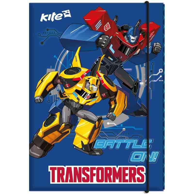 Папка для трудового обучения Transformers, A4 TF17-213