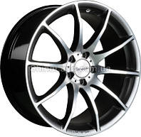 Литые диски Tomason TN1 HBP 8.5x19/5x108 D72.6 ET40 (Hyper Black Polished)