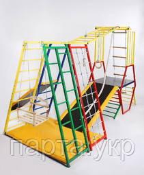 Детский спортивный игровой уголок Лабиринт