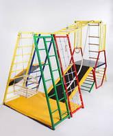 Детский спортивный игровой уголок Лабиринт, фото 1