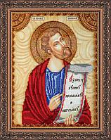 Набор для вышивки бисером именной иконы  «Святой Моисей»