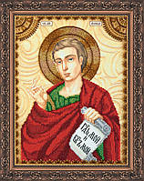 Набор для вышивки бисером именной иконы  «Святой Фома»