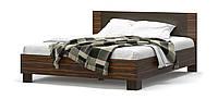 Вероника двуспальная кровать-160 Мебель-Сервис 2036х1664х852 мм, фото 1