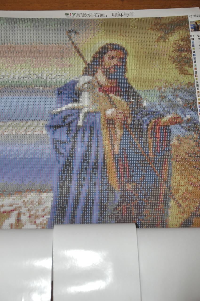Алмазная вышивка иисус
